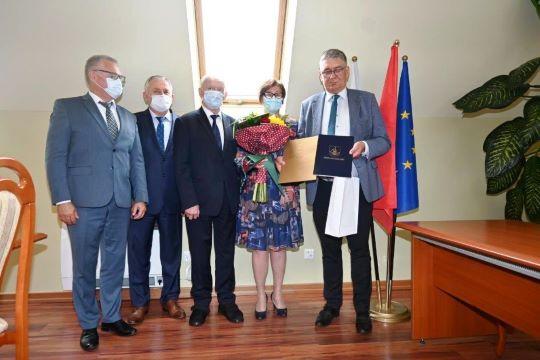 Ilustracja do informacji: Zasłużony dla Kultury Polskiej