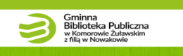 Baner: B5-Biblioteka Komorowo Baner